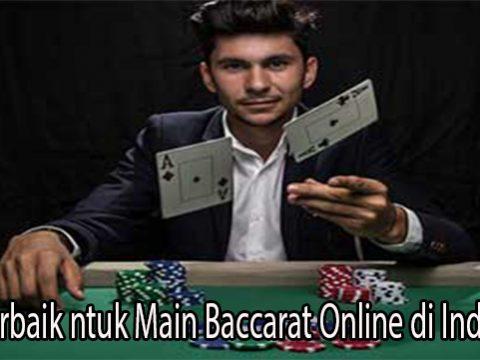 Trik Terbaik Untuk Main Baccarat Online di Indonesia